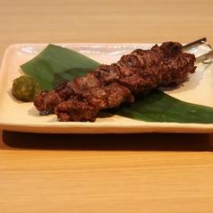 料理メニュー写真仙台牛串(2本)