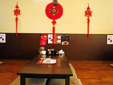 台湾料理 餃子の舞 安曇野店の雰囲気1