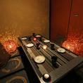 落ち着いて楽しめる掘りごたつ個室★八王子駅周辺で完全個室の居酒屋をお探しでしたら是非、八王子個室居酒屋 葵酒をご利用ください★