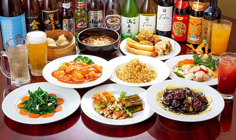 JR富山駅前から徒歩5分の絶品中華料理店!ランチも宴会も大連飯店におまかせ