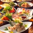 ご宴会プランは3時間飲み放題付で3000円よりご案内しております。