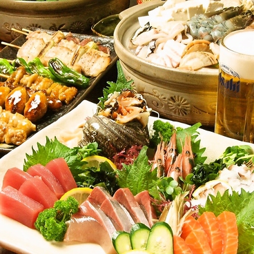 海鮮居酒屋 やぶれかぶれ 袋町店のおすすめ料理1