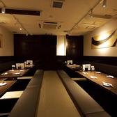 席貸切は最大36名様まで対応可能 店内奥には中華料理店とは思えない和情緒ある畳敷きのお席をご用意いたしました。すべて掘りごたつ仕様なので、長時間座っていても楽々。広々としたこのスペースは、平日:20名様~最大36名様/休日:25名様~最大36名様まで貸切も可能です。ご宴会などどんなシーンでもご利用いただけます