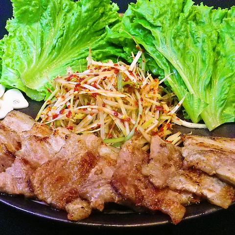 韓国家庭料理 唐辛子 三交イン四日市駅前の写真