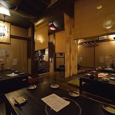 旬魚と地酒の店 ほんのり家の雰囲気1