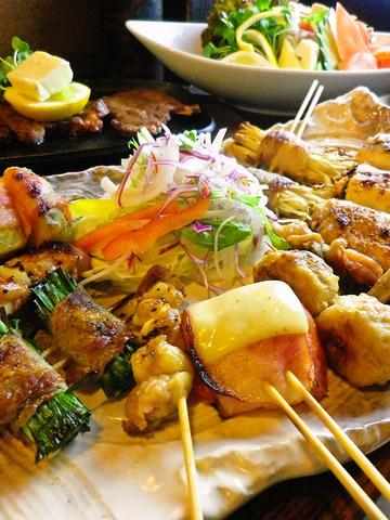 料理は心!がモットーの、ちょっと懐かしい雰囲気の和風居酒屋。