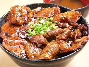 豚丼 白樺のおすすめ料理1