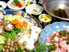 日本料理 味扇のコース写真