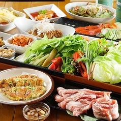 KANKAN kitchenのコース写真
