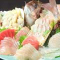 料理メニュー写真魚市場直送のお刺身盛り合わせ