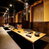 【名古屋駅3分】新鮮な焼肉をこだわり空間で楽しめる