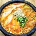 料理メニュー写真スンドゥブ豆腐