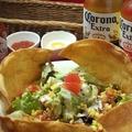 料理メニュー写真メキシカンタコサラダ