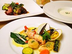 バルビゾン エルブの森 レストラン アンサンブルの写真