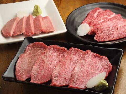 仕入れからこだわり厳選した和牛を使用!美味しい焼肉を食べるならここ☆宴会も歓迎☆