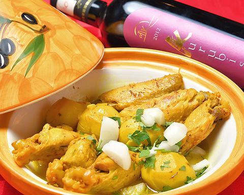 チュニジアレストラン ブラッスリージェルバ