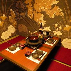 牛タン焼きしゃぶ 紅れや 札幌 すすきのの雰囲気1