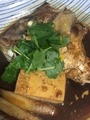 料理メニュー写真鯛のあら炊き