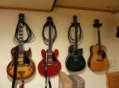 ギター完備!