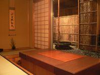 茶室設計者による個室