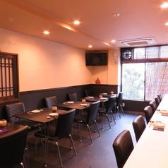 高級なイメージが強い天ぷらを親しみやすい価格で提供。ご家族連れにも◎!