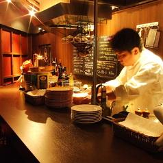 Brasserie manger trop 渋谷の写真