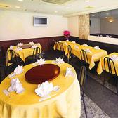 【個室】2階は20名様以上で個室としてご利用可能です。20名様~最大30名様までの広々したフロア!周りを気にせず、七福自慢の料理を堪能してください!!(横浜中華街 食べ放題 個室)
