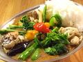 料理メニュー写真野菜