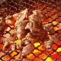 料理メニュー写真種鶏ももの本格炭火焼き
