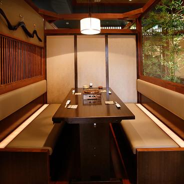 黒豚しゃぶしゃぶと魚 まん 横浜店の雰囲気1