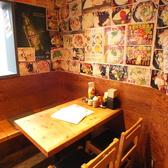 テーブル席はサラリーマンに人気♪土日歓迎  食べ放題 心斎橋 格安