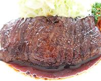 秘伝の調合を重ねたお肉に最適なステーキソース