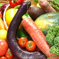 ◆旬の食材を豊富にご用意!今一番美味しい物をお届け◆
