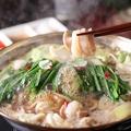 料理メニュー写真鶏もつ鍋