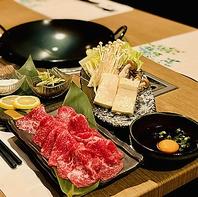 石垣牛を中華鍋でサッと焼いてレアで特製ダレにつけて!