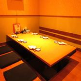 魚菜や 朝次郎 アミュプラザ鹿児島店の雰囲気2