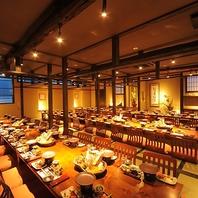 新潟駅徒歩1分。広いお座敷の個室貸切宴会は100名様まで