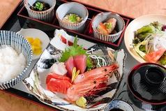 天然地魚と天ぷら和定食 一粋のおすすめ料理1