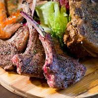 鶏肉・豚肉・牛肉・ラム肉等々!横浜でお肉をガッツリ