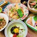 料理メニュー写真秋のきのこフルコース【花】