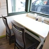 テーブル4名×1席