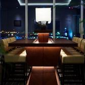 店内は団体様に合わせてレイアウトを変更!立食式のパーティー使用にも変更可能で御予約承っております。