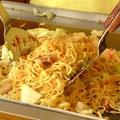 料理メニュー写真上海風焼きそば