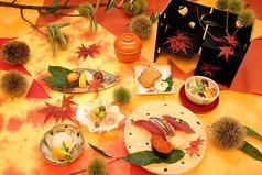 旬菜寿司割烹 二色のおすすめランチ1