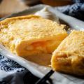 料理メニュー写真博多明太チーズ玉子焼き