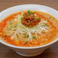 料理メニュー写真白ごま担々麺