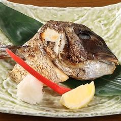 チヂミ / 真鯛かま焼き【数量限定】 / ブリかま焼き【数量限定】