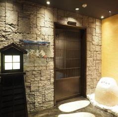 和を基調とした店内。充実の個室空間は宴会などにおすすめ☆※36名以上は要相談