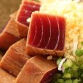 料理メニュー写真● 三崎漁港直送 本鮪のカツレツ ●