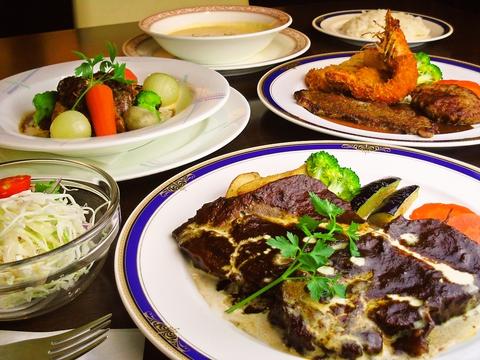 cafe & restaurant シャンボール